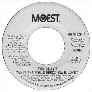 1971: U.S. Charts Hot 100 #8 R&B #32
