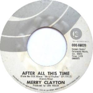 1971: U.S. Charts Hot 100: #71 R&B #42