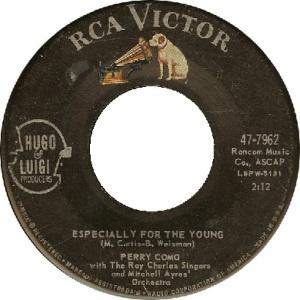 1961: U.S. Charts Hot 100 #92