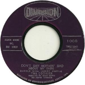 1963: U.S. Chart Hot 100 #7 R&B 3