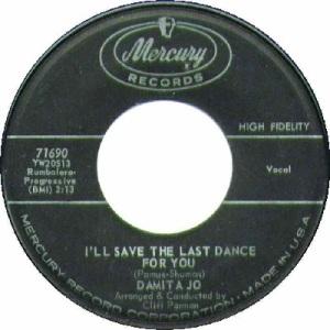 1960: U.S. Charts Hot 100 #22 - R&B #16