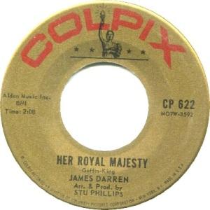 1962: U.S. Hot 100 #6 U.K. #36
