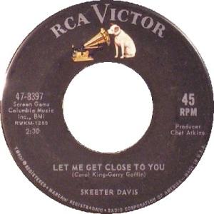 1964: U.S. Charts Bubbling Under #106