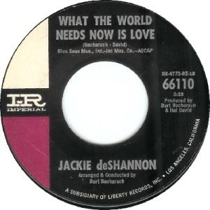 1965: U.S. Charts Hot 100 #7 R&B #40