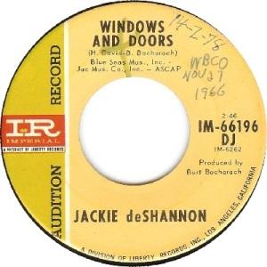 1966: U.S. Charts Bubbling Under #108