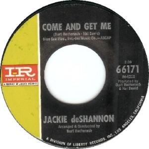 1966: U.S. Charts Hot 100 #83