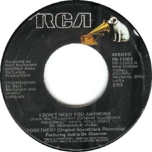 1980: U.S. Charts Hot 100 #86