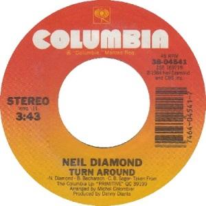 1984: U.S. Charts Hot 100 #62