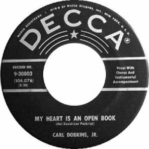 1959: U.S. Charts Hot 100 #40