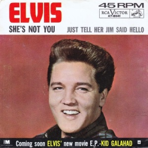1961 - U.S. Charts: Hot 100 #5 - Flip #33 - #1 U.K.