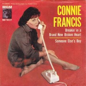 1961: U.S. Charts Hot 100 #7 U,K. #12