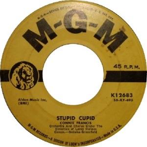 1958: U.S. Charts Hot 100 #14 U.K. #1