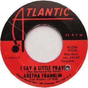 Franklin, Aretha - 1968 #10 rb #3 uk #4