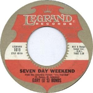 1962 - U.S. Charts: Hot 100 #27