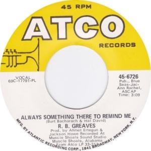 1970: U.S. Charts Hot 100 #27 R&B #50