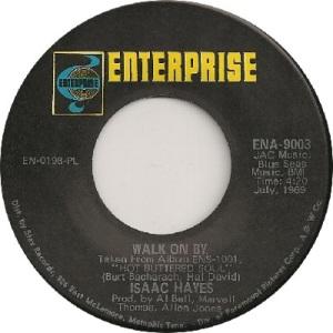 1969: U.S. Charts Hot 100 #30 R&B #13
