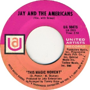 1968 - U.S. Charts: Hot 100 #6