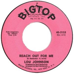 1963: U.S. Charts Hot 100 #74 R&B #31