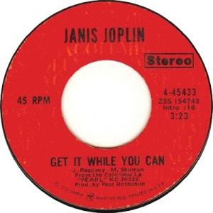 1971: U.S. Charts Hot 100 #78