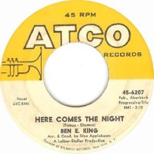 1961: U.S. Charts Hot 100 #81