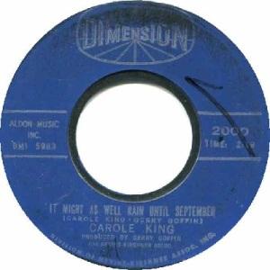 1962: U.S. Charts Hot 100: #22 U.K. #3