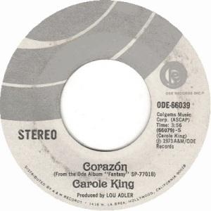 1973: U.S. Charts Hot 100: #37