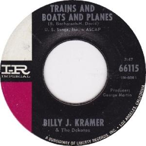 1965: U.S. Charts Hot 100 #47 U.K. #12