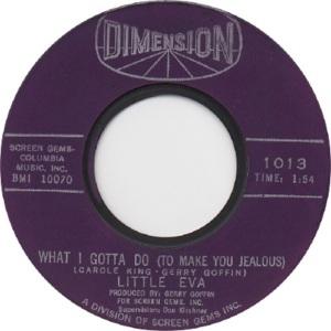 1963: U.S. Charts Bubbling Under #101