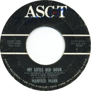1965: U.S. Charts Bubbling Under #124