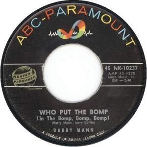 1961: U.S. Chart Hot 100 #7