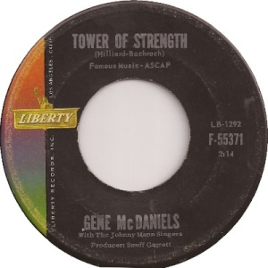 1961: U.S. Charts Hot 100 #5 R&B 5