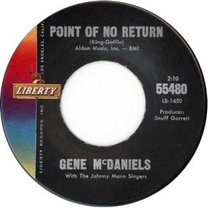 1962: U.S. Chart Hot 100 #21 R&B #23