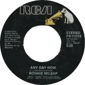1982: U.S. Charts Hot 100 #13 C&W #1