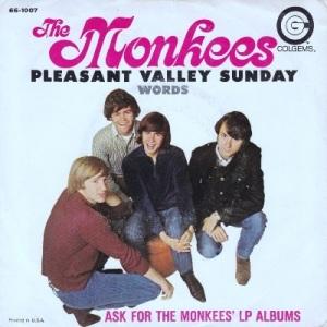 1967: U.S. Charts Hot 100 #3 U.K. #11