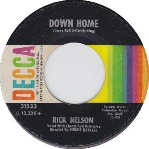 1963: U.S. Chart Hot 100 #126