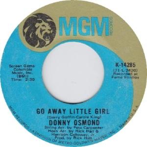 1971: U.S. Charts Hot 100: #1