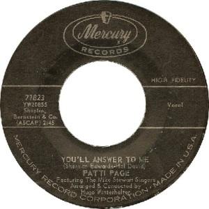 1961: U.S. Charts Hot 100 #46