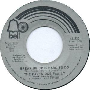 1972: U.S. Charts Hot 100 #28 U.U. #3