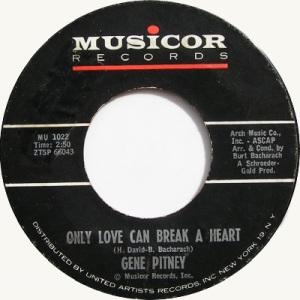 1962: U.S. Charts Hot 100 #2 R&B #16
