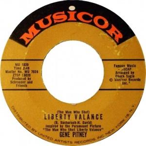 1962: U.S. Charts Hot 100 #4