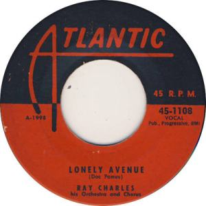 Ray Charles - 1956 #6 R&B