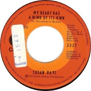 1972: U.S. Charts C&W #10