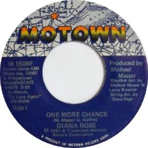 1981: U.S. Charts Hot 100 #79 R&B #54 U.K. #49