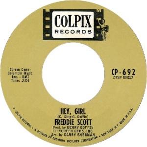 1963: U.S. Hot 100 #10 R&B #10