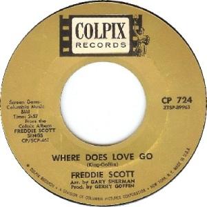 1964: U.S. Chart Hot 100 #82 R&B #30