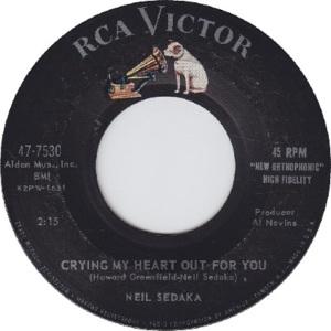 1959: U.S. Charts Bubbling Under #111