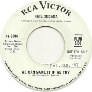 1960: U.S. Charts Bubbling Under #121