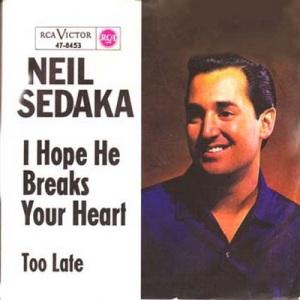 1964: U.S. Charts Bubbling Under #104