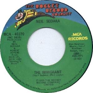 1975: U.S. Charts Hot 100 #22 U.K., #55