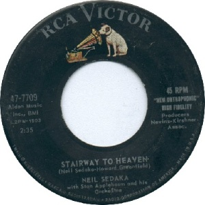1960: U.S. Charts Hot 100 #9 R&B #16 U.K. #8